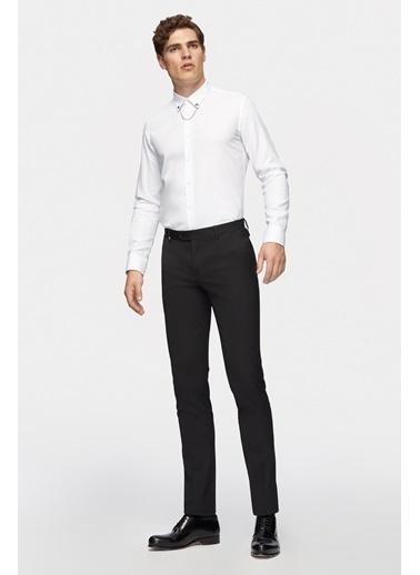 Tween Klasik Pantolon Siyah